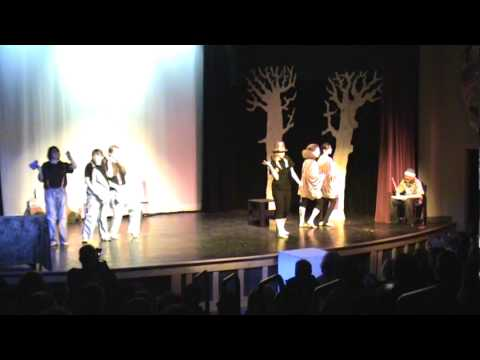Long Trail School AirBand 2011 - Schoolhouse Rockettes.MPG