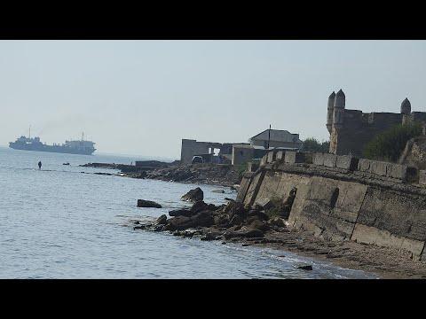 Турецкая крепость Еникале.Редут