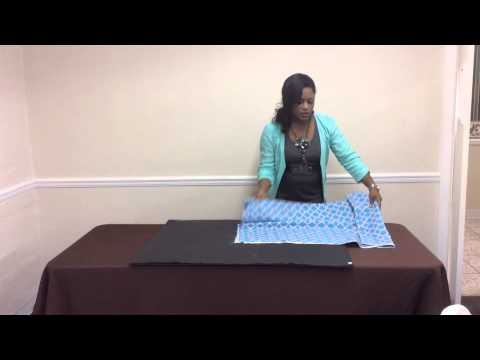 party and dessert table backdrop tutorial