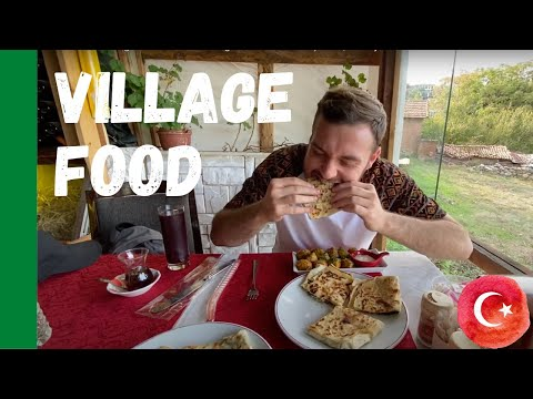 The Turkish Village You NEED to Visit! | Wine & Food Tour in Şirince, Turkey