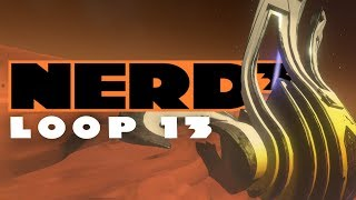 Nerd³ Completes Outer Wilds - Loop 13 - The Escape Pod