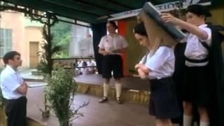 """""""Un sac de billes"""" de Jacques Doillon (1975) Dominique Besnéhard joue le moniteur"""