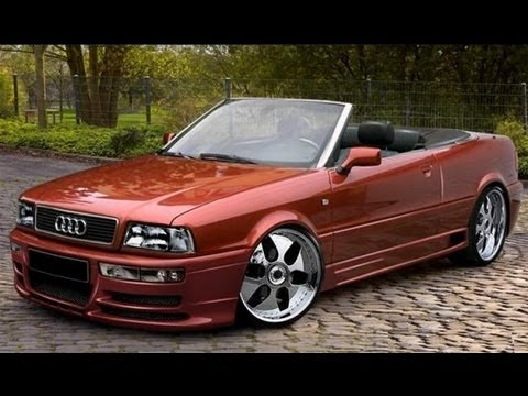 audi 80 tuning body kits youtube. Black Bedroom Furniture Sets. Home Design Ideas