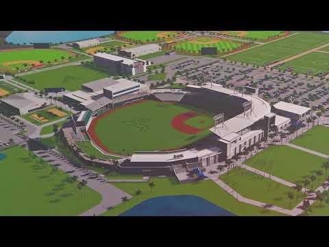 FYI -- Atlanta Braves Spring Training Facility Groundbreaking