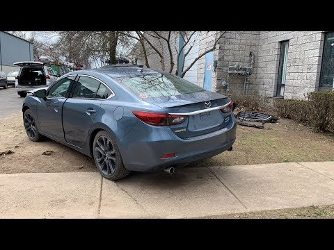 2016 Mazda 6 от 2500-8000$ . Авто из США.