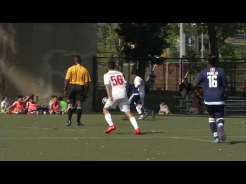 ISC RED BARCA vs MANHATTAN SC THUNDER