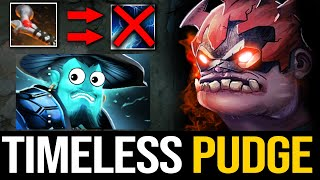 No One Can Escape From Mel!!!! Master Tier Timeless Pudge NONSTOP GANKING | Pudge Official