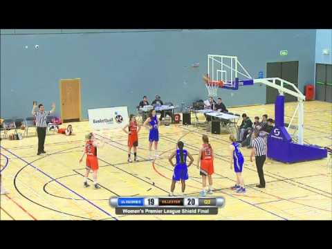 Women's Premier League Shield Final 2015: UL Huskies v Killester
