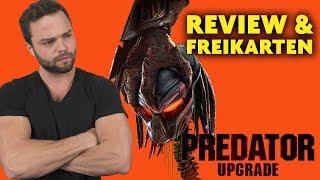 Predator Upgrade | Kritik / Review | Freikarten Gewinnspiel