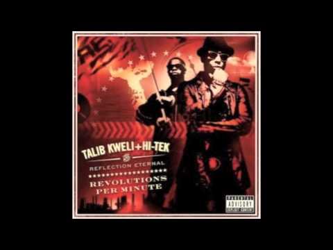 Talib Kweli + HiTek  Just Begun ft Jay Electronica,J Cole & Mos Def