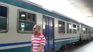 FS Regionale 発車 Roma Termini(ローマテルミニ)