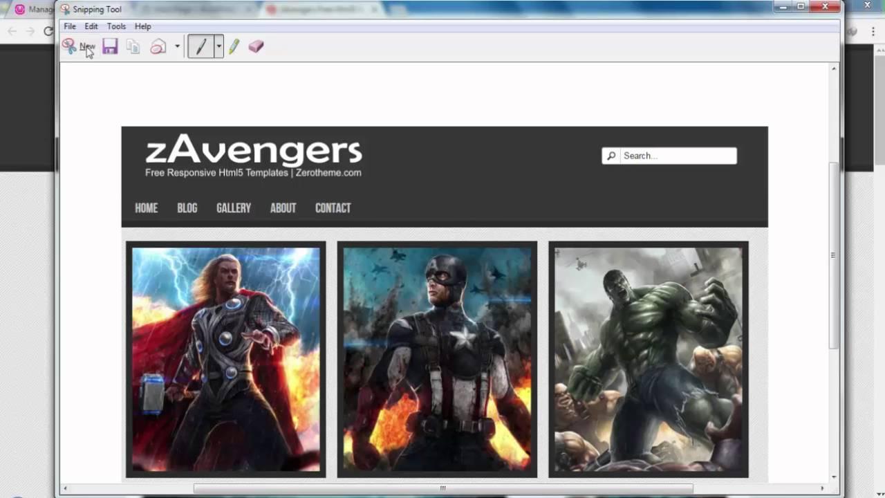 WordPress Theme development in bangla part 3 | html template to ...