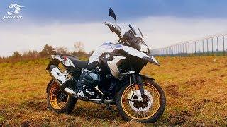 BMW R 1250 GS: Czy należy się bać dużych motocykli?   Jednoślad.pl