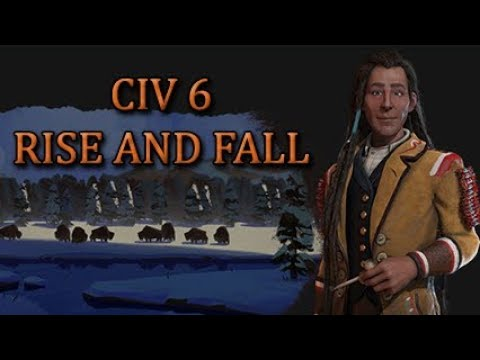 CIV 6 - Rise and Fall - Cree, part 2
