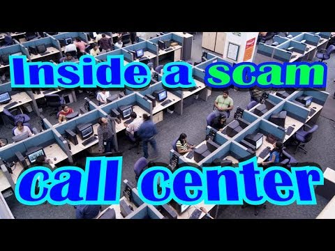 Pauly - What Its Like Inside A Scam Call Center