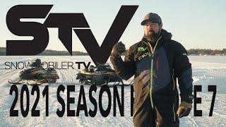 Snowmobiler TV 2021 - Episode 7