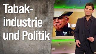 Christian Ehring: Politik und Tabakindustrie – eine Lovestory