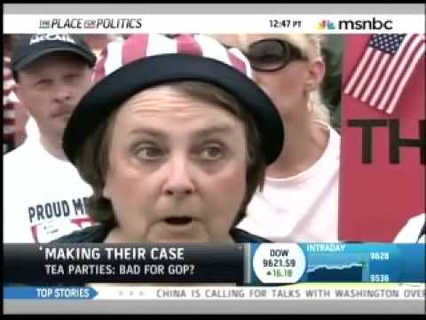 Tea Party Hate: A Month of Ignorance and Fear