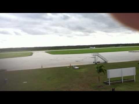 Tonga Airport Runway