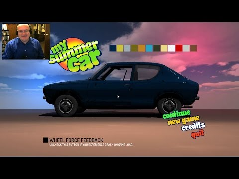 Extended Gameplay Video (1.5hrs, Crude Humor) - My Summer Car #01