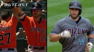 6/22/17 MLB.com FastCast: Astros first to 50 wins