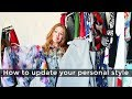 How to update your look for women over 40 - How to update your personal style for women over 40