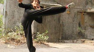 Tiger Shroff's Karate Training & Workout 201