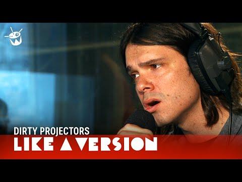 Like A Version: Dirty Projectors - Gun Has No Trigger (live)