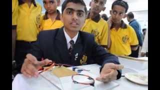 Sainik School Bijapur, Science Exhibition, Suprabhat, wireless power