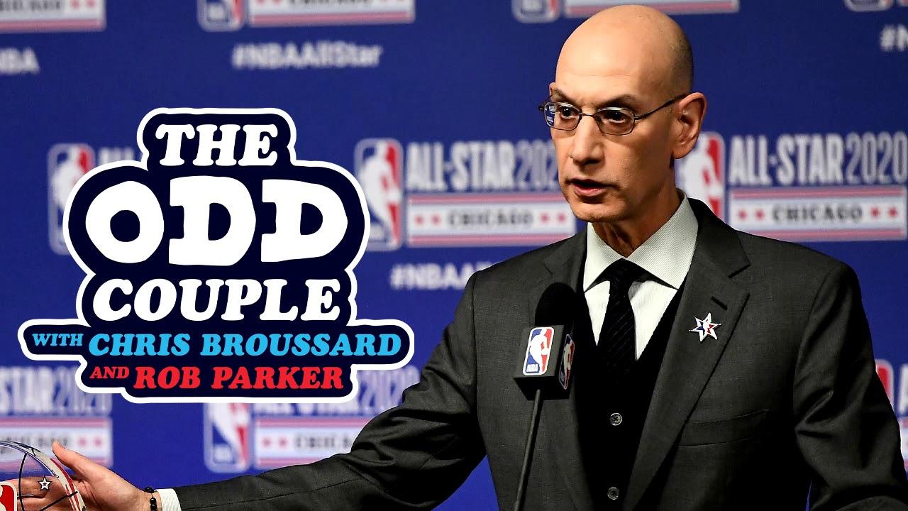 Chris Broussard & Rob Parker - Antonio Daniels Details the Return of the NBA Season