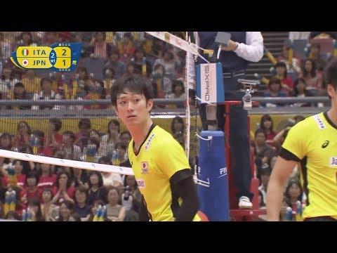 Masahiro Yanagida 柳田将洋 Highlights VS Italy ( FIVB World Grand Champions Cup 2017)