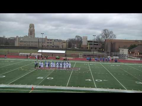 2017 03/18 CUC Mens Lacrosse Vs Dubuque, IA