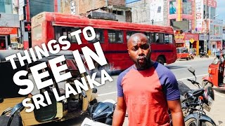 8 Fantastic Things To Do In Sri Lanka