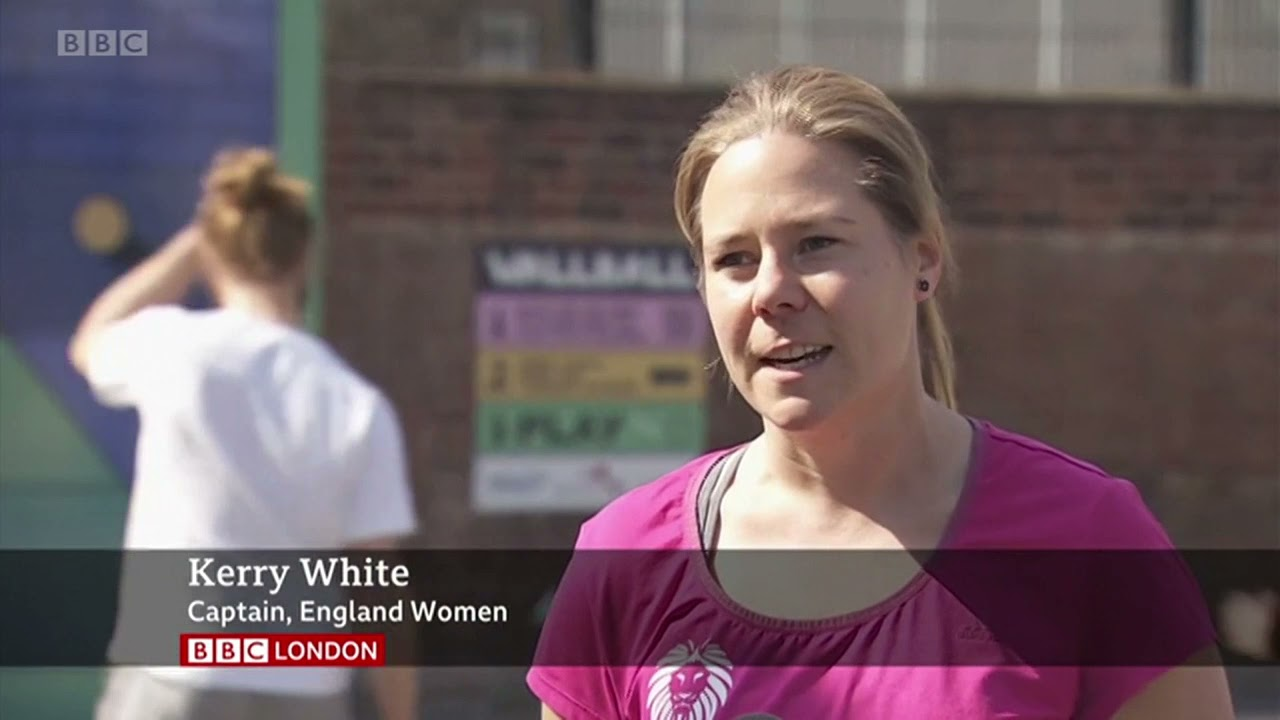 Wallball Court Opening on BBC London News