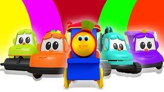 Download изучение цветов с уличных транспортных средств   Learning Colors With Vehicles   Bob Fun Series Mp3 and Videos