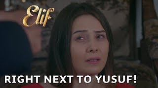 "Video ""Right next to Yusuf!"" 