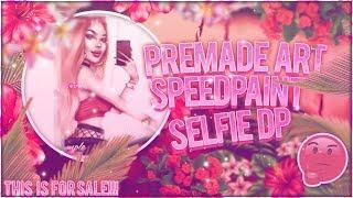 IMVU Speedpaint   Selfie DP - Xans