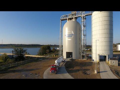 Dome Technology  Continental Cement Memphis TN