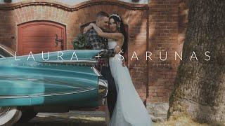Laura x Šarūnas | vestuvės
