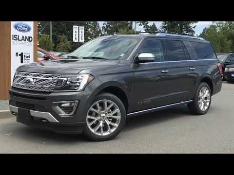 2019 Ford Expedition Platinum Max Review| Island Ford