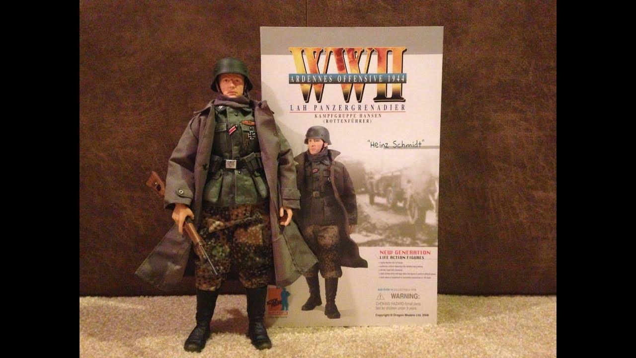 Pea Camo Helmet Cover Viktor Schmidt Dragon Action Figures 1//6 Scale