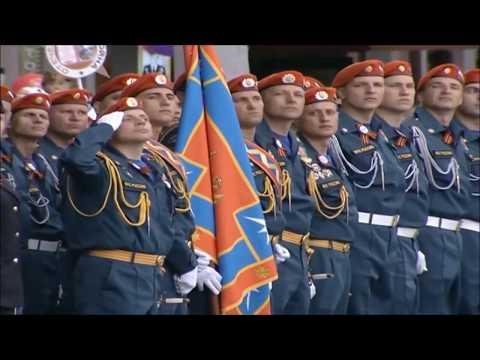 Simferopol, Crimea Victory Day Parade 2017