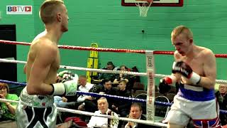 JAKE JAMES VS MJ HALL - BBTV - EMPIRE PROMOTIONS - IRLAM & CADISHEAD