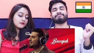 INDIANS react to Bewajah | Nabeel Shaukat Ali  | Coke Studio S08E01