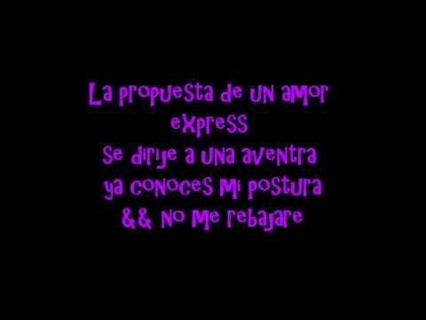 Amor Express - Banda Ms Letra 2012