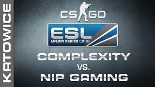 compLexity vs. NiP Gaming - Quarterfinal 1/2 - EMS One Katowice 2014 - CS:GO