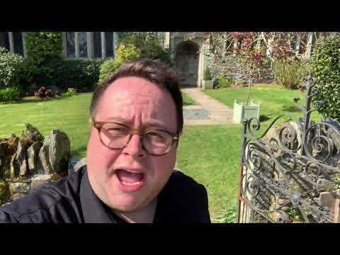 Tour introduction for virtual viewing of exclusive wedding venue in Cornwall Pengenna Manor. Part 1.
