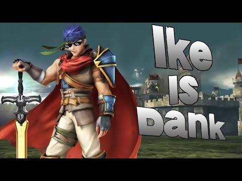 Ike is Dank, Better Nerf - Super Smash Bros. For Wii U Montage