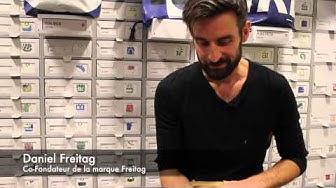 Feminute mode avec Daniel Freitag
