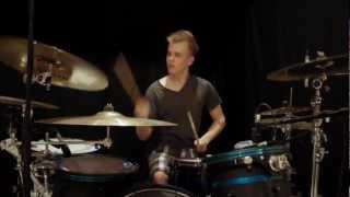 Jason Derulo - Undefeated - Drum Cover - Brooks